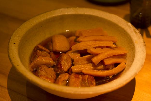 知多豚を使った角煮