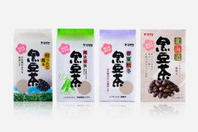 パッケージデザイン/黒豆茶総本家ヤマタケ